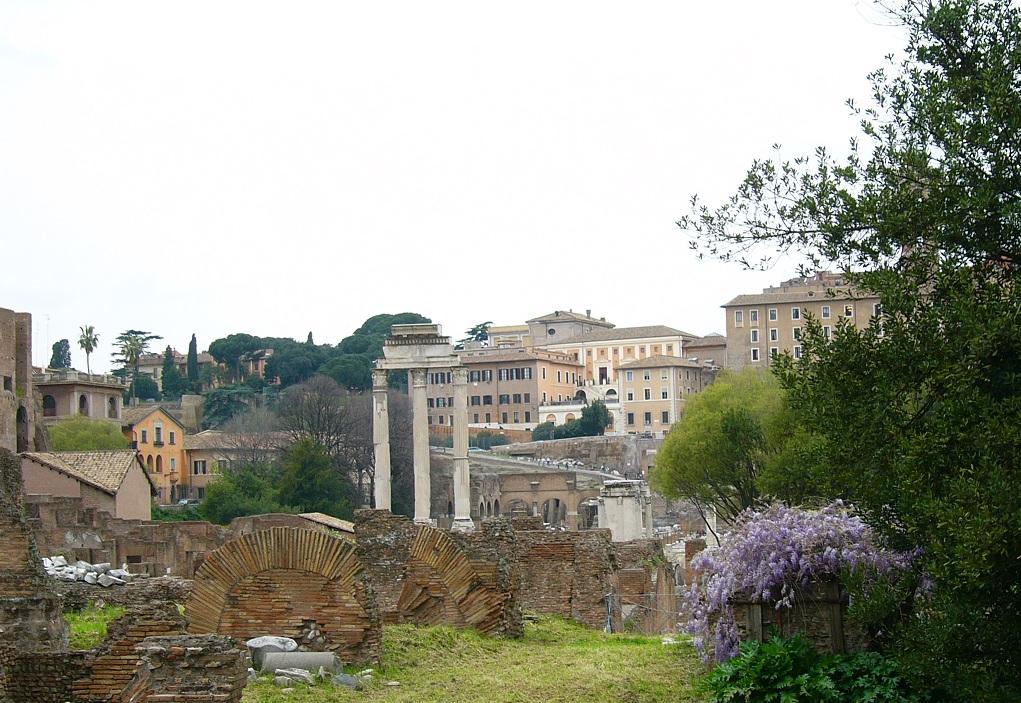 Amenajari gradini Roma 2