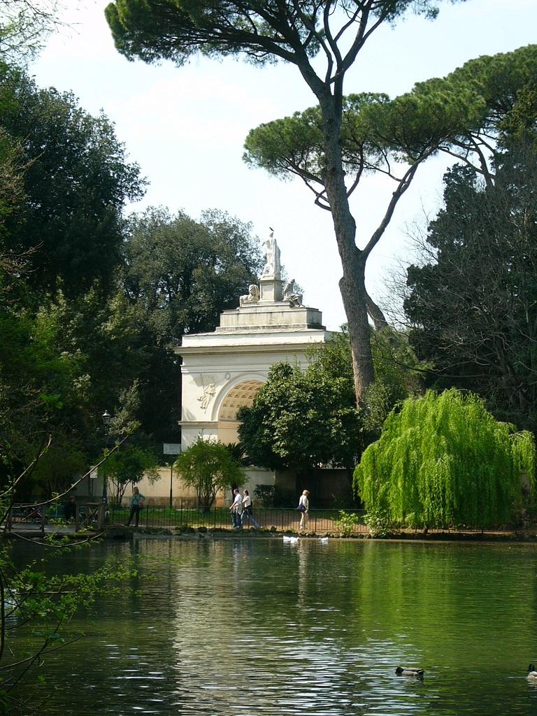 Amenajari gradini Roma 5