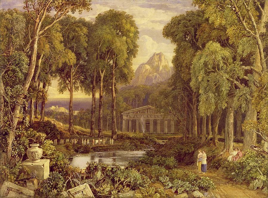 Gradini grecia antica