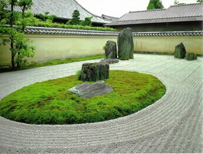 amenajari gradini japoneze aride 2