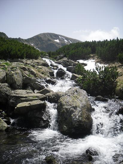 Stancarie Naturala Parang Caldera Calcescu