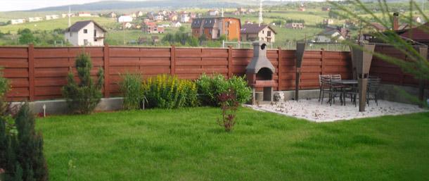 amenajare gradina cu terasa